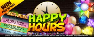 Happy hours at pioneer slots casino